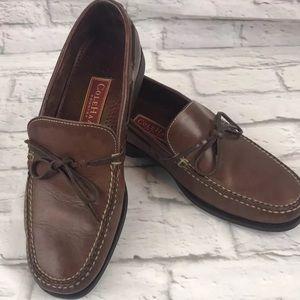 Cole Haans Shoes Men's Driving Brown Leather 10M